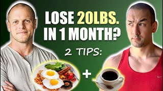 Tim Ferriss Ridiculous Fat Loss Claims (Lose 20 Pounds In 1 Month?)