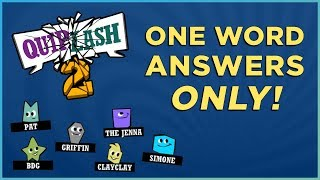 """""""Wet City, USA"""" — Polygon Plays QUIPLASH 2, Feat. Griffin, Brian, Jenna & More!"""