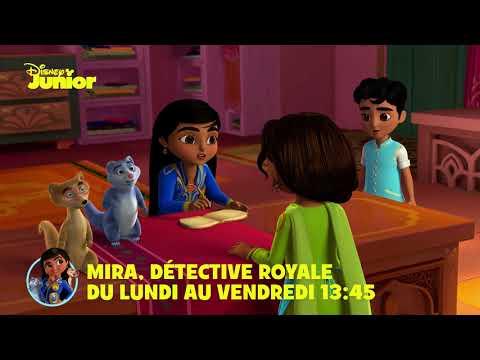Mira, Détective Royale : du lundi au vendredi à 13h45 sur Disney Junior !