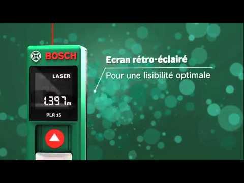 Medidor Láser Bosch ZAMO