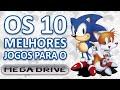 10 Melhores Jogos Do Mega Drive
