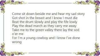 Faron Young - Streets of Laredo Lyrics
