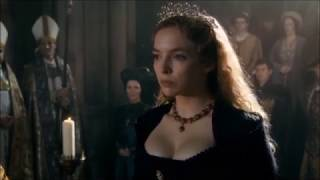 """Elizabeth of York and Henry Tudor get married - """"The White Princess"""""""