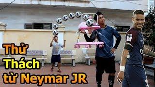 Thử Thách Sút Bóng chính xác như Neymar JR 2018 cùng Đỗ Kim Phúc - DKP Football Việt Nam