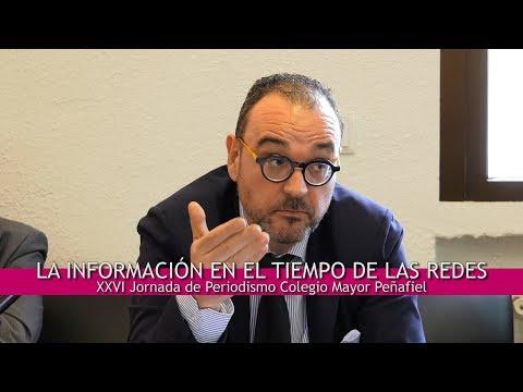 Encuentro con Juan Pablo Colmenarejo - XXVI Jornada de Periodismo