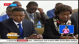 Wafuasi wa NASA wakusanyika uwanja wa ndege wa Kisumu kumlaki Raila Odinga: Mirindimo