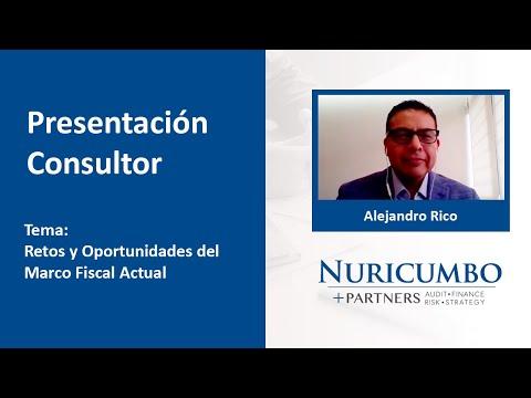 Cápsula de Presentación: Alejandro Rico