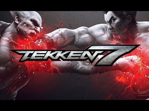Tekken 7 Multiplayer XEON E5 2640 + GTX 970 ( Ultra Graphics ) ТЕСТ