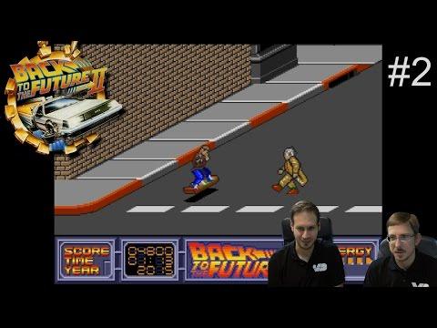 RetroPlay: Back to the Future 2 #2 - Joystick, Maus oder Tastatur? (Amiga)