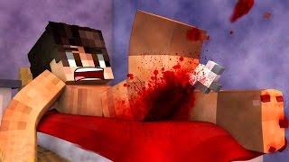 ОЛИВЕР СЛОМАЛ НОГУ ! - ШКОЛА Майнкрафт #2 Мультик для детей Девушка в Майнкрафте и Дети Minecraft
