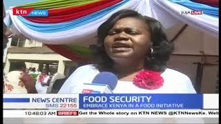 Embrace Kenya in a food initiative