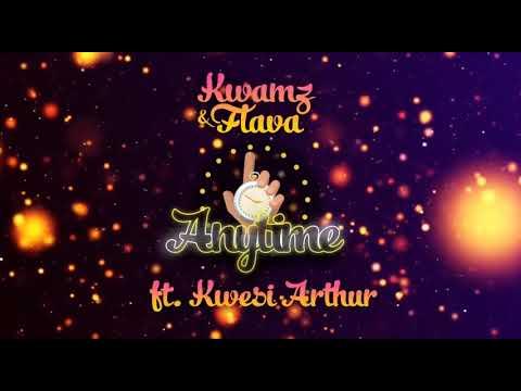 Audio: Kwamz & Flava – Anytime feat. Kwesi Arthur