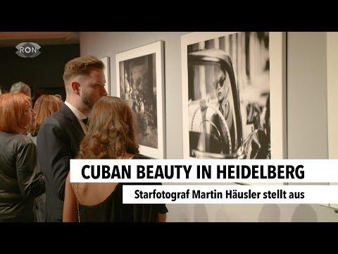 Cuban Beauty in Heidelberg   RON TV  