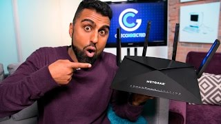This Netgear router means business! | GetConnected