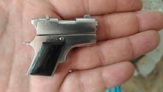 Mini pistol (US)