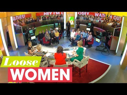 The Loose Women Have a Brand New Set! | Loose Women