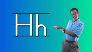 Learn The Letter H | Let's Learn About The Alphabet | Phonics Song for Kids | Jack Hartmann