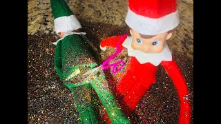 WHATS INSIDE THE BAD ELF ON THE SHELF?