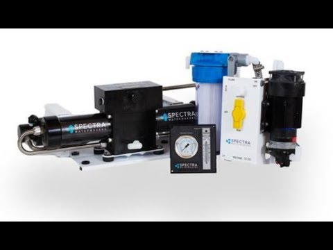 Intro - Marine Water Maker