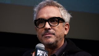 Alfonso Cuaron ('Roma') and cast on finding 'confidence' amid the 'chaos' of the film (NYFF)