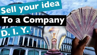 How To Sell Your Invention To A Company