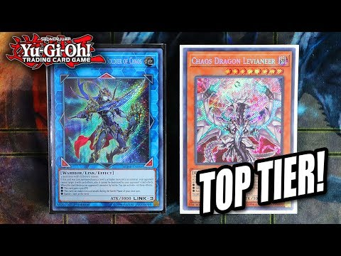 Yu-Gi-Oh! BEST! NEW CHAOS TURBO DECK PROFILE! UNBREAKABLE BOARD COMBO! AUGUST 2019 FORMAT (TOP TIER)