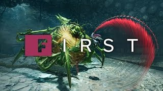 How Darksiders 3 Has Evolved - IGN First