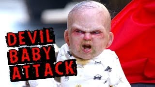 Devil Baby Attack Video