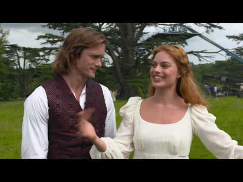 'Legend of Tarzan' – Behind the Scenes, Broll Footage – Margot Robbie, Alexander Skarsgard, Samuel L. Jackson