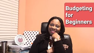 What You need to create a Budget // How to create a Budget
