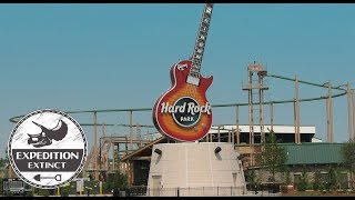 The Abandoned History of Hard Rock Park/Freestyle Music Park | Expedition Extinct