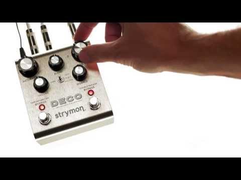 STRYMON Deco Kytarový efekt