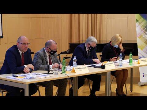 Pierwsze w tym roku spotkanie Komitetu Monitorującego Regionalny Program Operacyjny Województwa Świętokrzyskiego