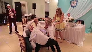 Космический конкурс на свадьбе