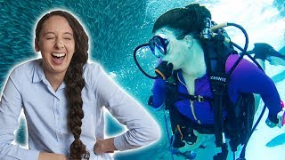 Funniest Dive Instructor Stories
