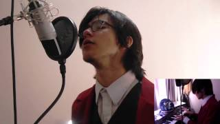 Hellsing Opening - The World Without Logos  (Cover)