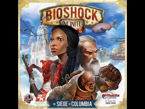 Board Game Brawl Reviews - Bioshock Infinite: The Siege of Columbia