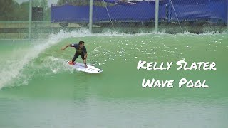 Kelly Slater Wave Pool Surfing Contest