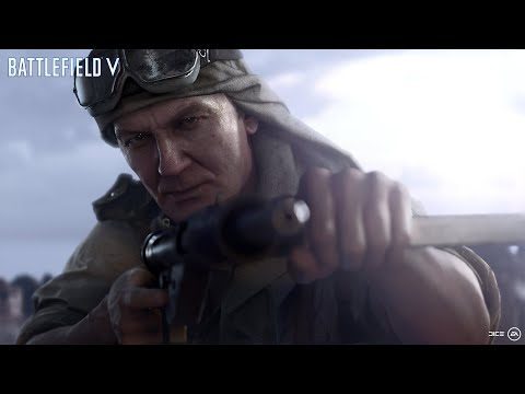 Check Out Battlefield V's Single Player Trailer (Now YouTube Is Back)