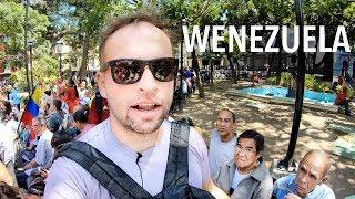 Wycieczka po Caracas  - Wenezuela - 4k