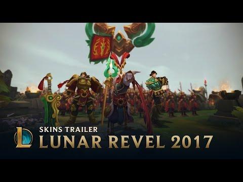 Year of the Emperor | Lunar Revel 2017 Skins Trailer - League of Legends