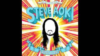 Steve Aoki feat Blaqstarr & Kay - Control Freak (Cover Art)