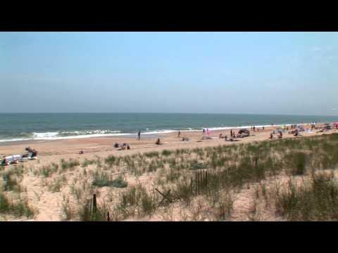 Video Main Beach in East Hampton, Long Island NY