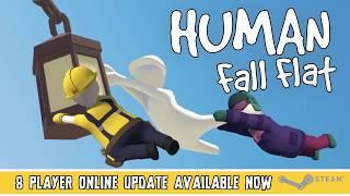 VideoImage1 Human: Fall Flat 4-Pack