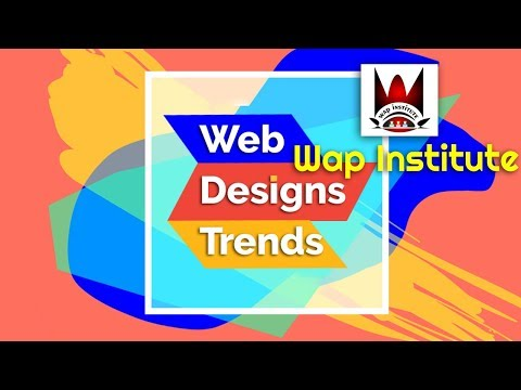 trending technology for web designer hosted by wap institute powered by sweetus media