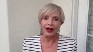 Florence Henderson - Shubert Theatre 100th Anniversary Video Shout Out