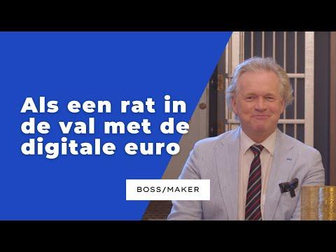 Als een rat in de val met de digitale euro!