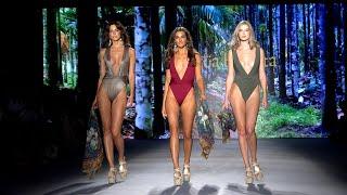 AGUA BENDITA X YANBAL UNCUT 4K / Summer 2020 Bikini Fashion Show / Miami Swim Week