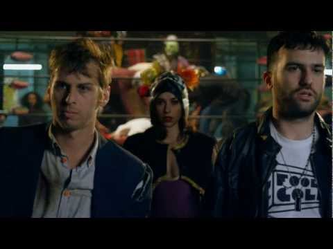 Warrior Official Video - Mark Foster, A-Trak, And Kimbra - Converse CONS
