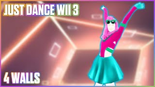 JUST DANCE WII 3 (WII): 4 Walls by f(x)